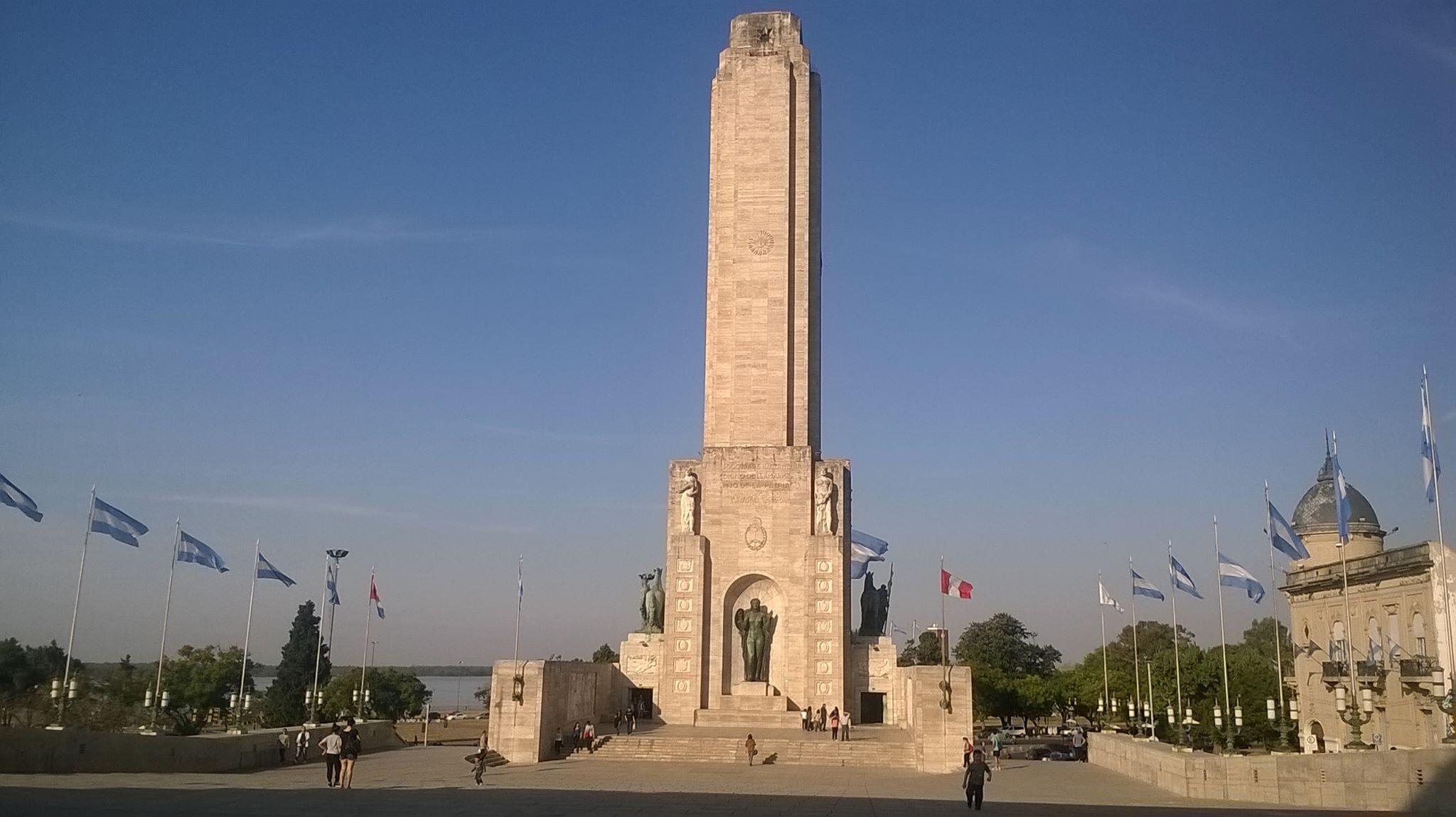 VIAJE DIDACTICO MONUMENTO A LA BANDERA y AL CONVENTO DE SAN CARLOS